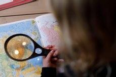 Scholen op de kaart